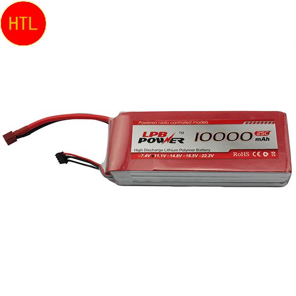 Запчасти и Аксессуары для радиоуправляемых игрушек LPB Li Lipo 11.1V 10000mah 3S 25 C t DJI F550 S800 rC Lipo 11.1V  10000mah напильник 203 мм truper lpb 8b 15221