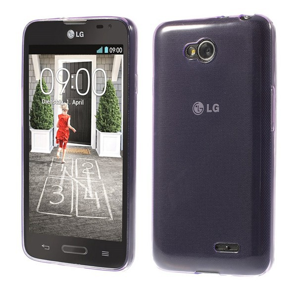 2014 New Ultra Slim 0.6mm TPU Case Cover LG L70 D320 D320N - me love case store