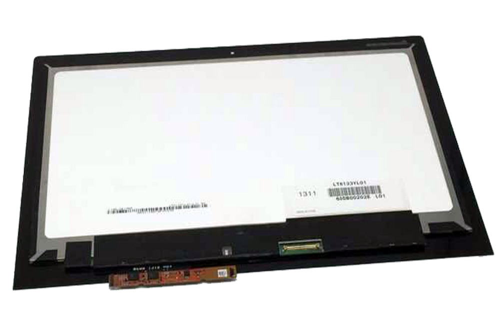 """High Quality 13.3"""" Laptop LCD Touch Screen Assembly LTN133YL01-L01 For Lenovo IdeaPad Yoga 2 Pro 13 3200X1800(China (Mainland))"""