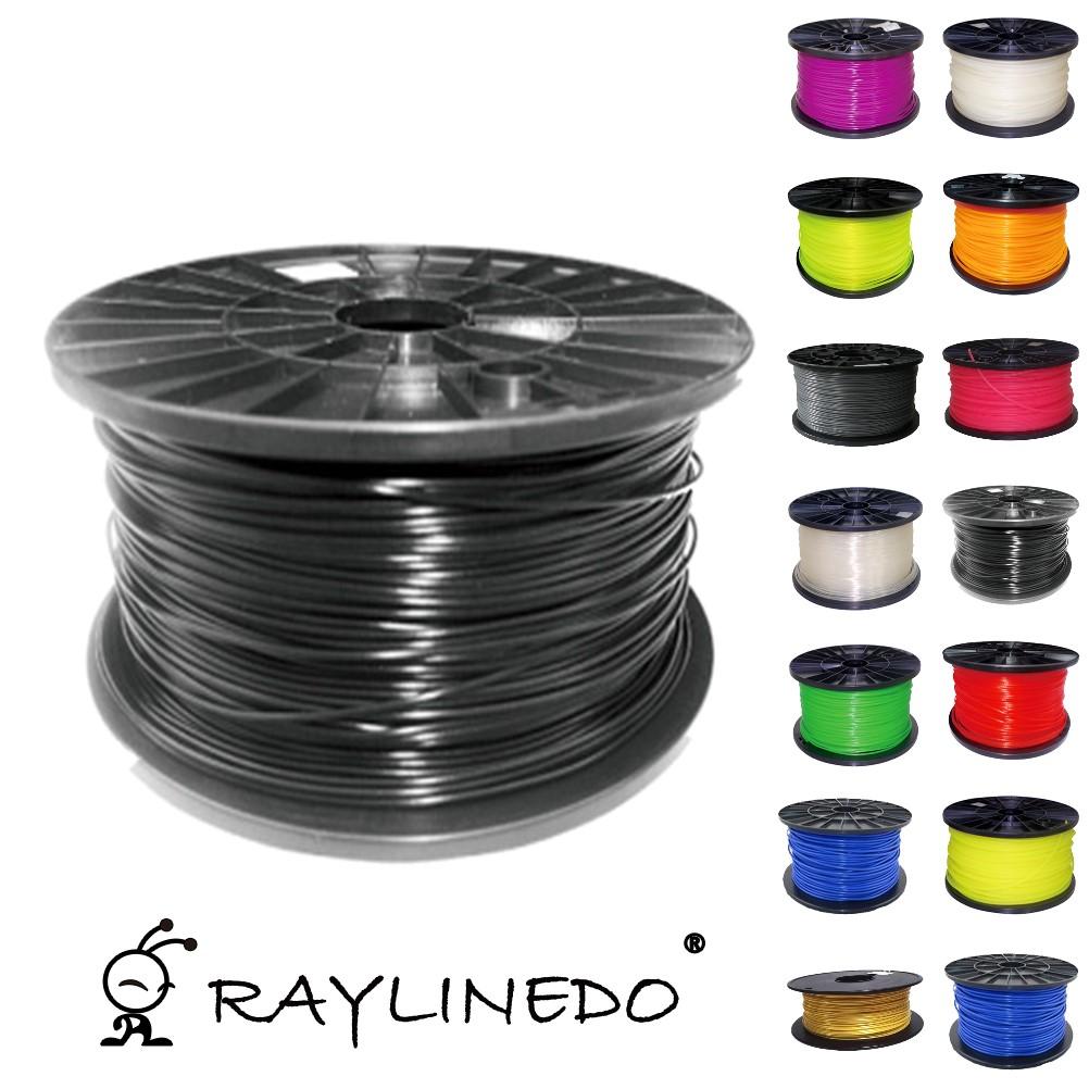 Фотография 1Kilo/2.2Lb Quality Resistant TPU 1.75mm 3D Printers Filament Black 3D Printing Pen Materials
