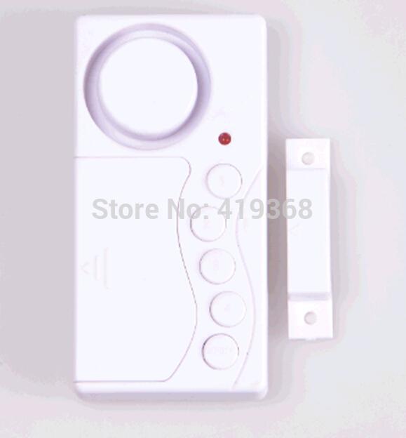 Longer Door Window Wireless Burglar Alarm System Safety Security Device Home SF02(China (Mainland))