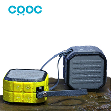 CRDC Hot Sale Mini Bluetooth Speaker Waterproof Outdoor Portable Speaker with Sound System Strong Bass Stereo Music Audio Player(China (Mainland))