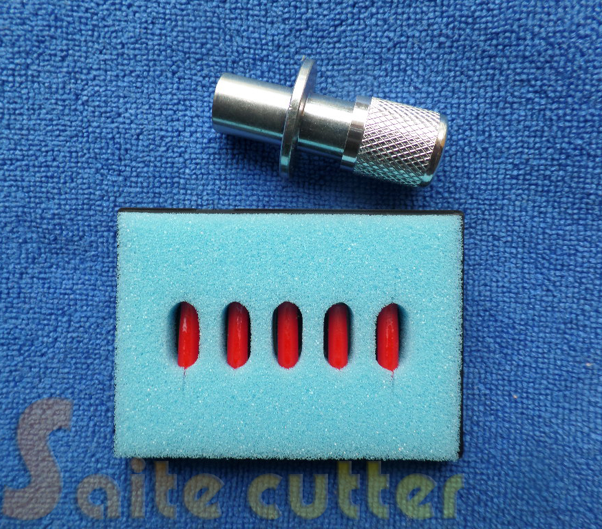 1pc Ioline Cutting Plotter Holder + 5pcs HQ 45 degree Blades Vinyl Cutter Knife(China (Mainland))