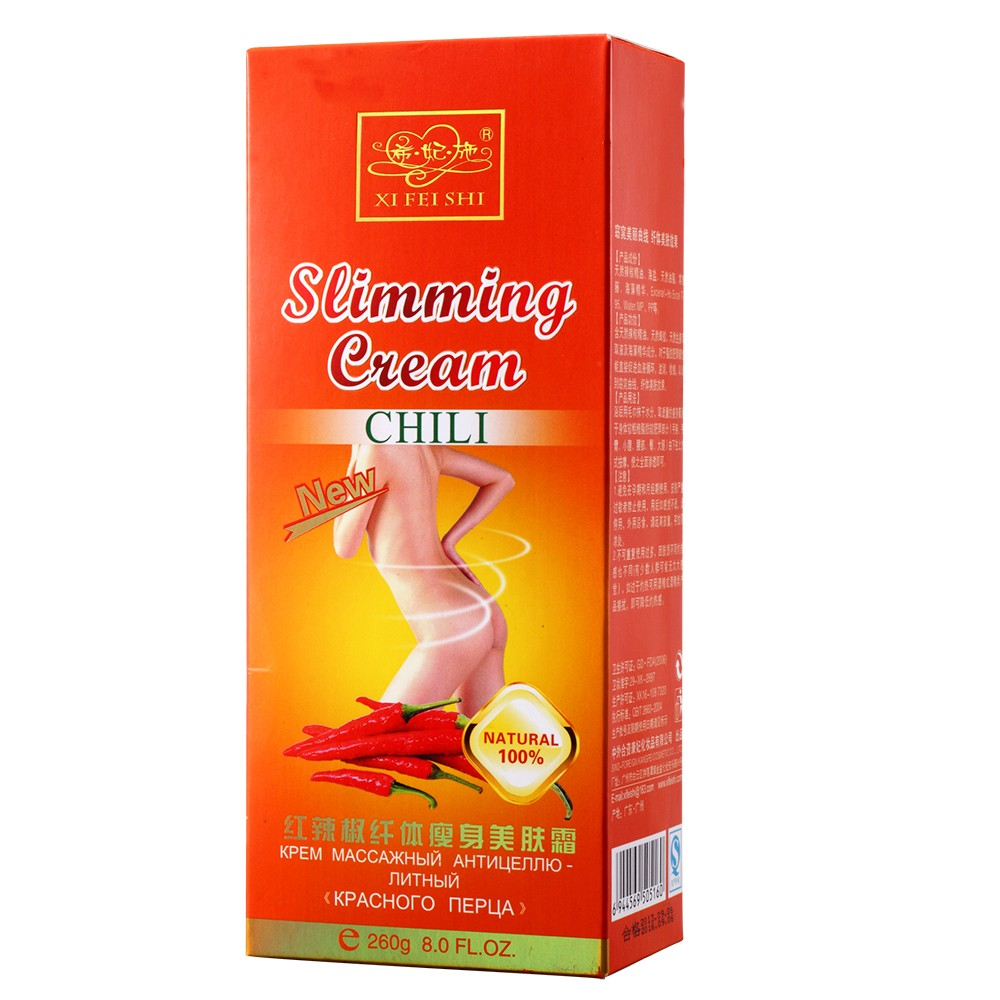 Health Care Body Hot Slimming Firming Cream Products For Slimming Patch Fat Burning Weight Loss Cream With Hot Chilli Pepper J02 cheap
