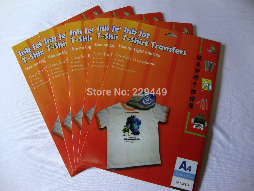 clear transfer paper Direct to garment printing and transfer paper printers are two top competitors for  creating professional  ink is much, much cheaper than transfer paper.
