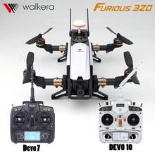 Walkera Furious 320 RC Helicopter Drone With Camera 800TVL OSD CFP Modular 2.4G Devo7 Devo10 Transmitter Free Shipping