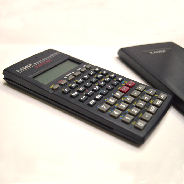 how to use scientific calculator for statistics