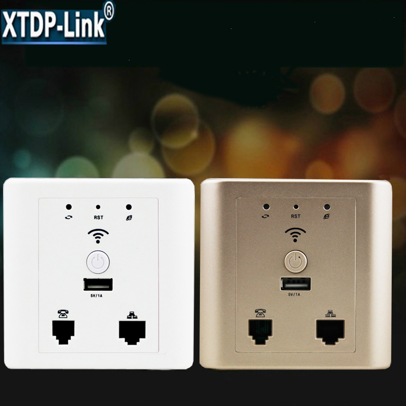 in wall wi fi router wireless access point with USB port outdoor wifi<br><br>Aliexpress