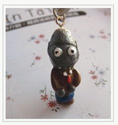 PVZ Plants VS. Zombies Resin Figures Cell Phone Straps & Charms 53 styles/set strap charm zombie