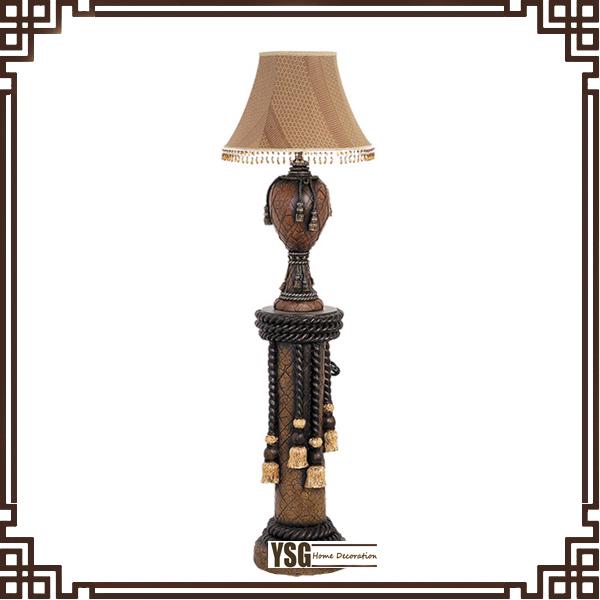 Antique r sine speical sol en int rieur lampe pour chambre - Resine sol interieur prix ...