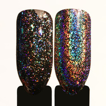 Buy BORN PRETTY 1 Box 0.2g Galaxy Holographic Flakies Bling Laser Nail Sequins Holo Flake Powder Glitter Paillette Nail Art Glitter for $1.91 in AliExpress store
