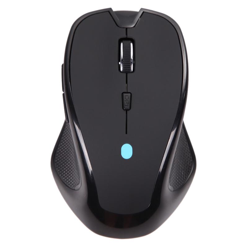 Hot selling 2016 New! Fashion Wireless Mini Bluetooth 3.0 6D 1600DPI Optical Gaming Mouse Mice Laptop 1pcs(China (Mainland))