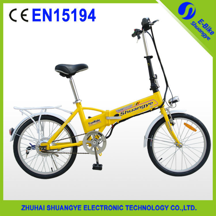 20 36v 250w electric bicycle folding electrical bicycle