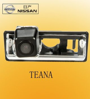 Hot sell  TEANA car view camera+high quality HD vision TV lines 480  CCD  system,Wide degree