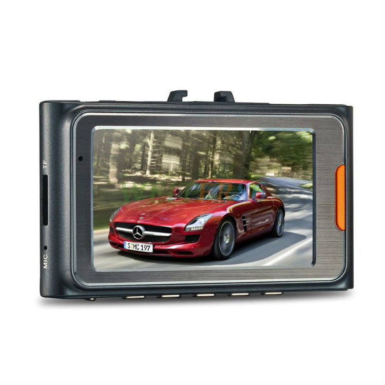 "A7 Ambarella A7LA50 Car DVR Video Recorder G95A Full HD 2304*1296 30fps 2.7""LCD HDR G-Sensor H.264 Camera Video Recorder DashCam"