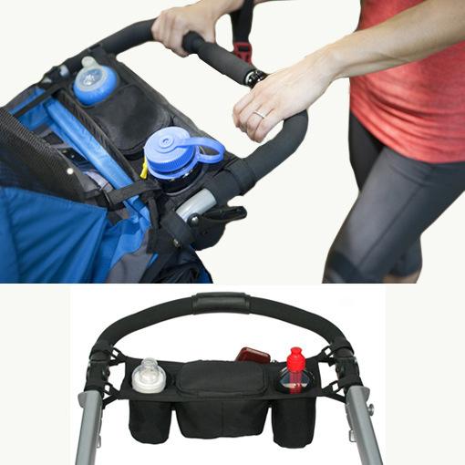 kinderwagen organisator koeler en thermische zakken voor mama opknoping vervoer kinderwagen buggy winkelwagen fles zakken voor luier bebe zakken(China (Mainland))