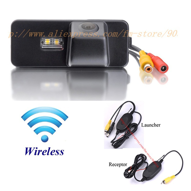 DIY waterproof wireless/no wire wifi Skoda superb car/auto/vehicle backup rear view/rearview reverse camera/camara/kamera<br><br>Aliexpress