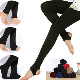 2014 New Leggings Women Arrival Casual Warm Winter Faux Velvet Legging Knitted Thick Slim Super Elastic - COLORFUL--- LIFE store