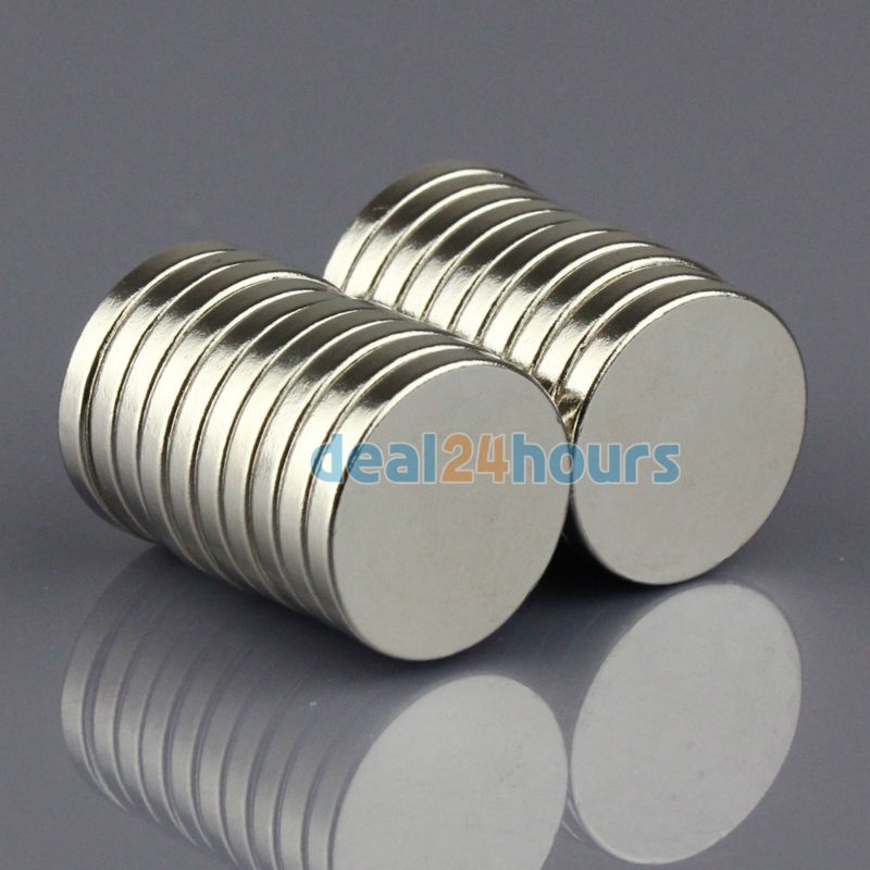20pcs N50 Super Strong Round Disc Cylinder Magnets Rare Earth Neodymium 20mm x 3mm Free Shipping<br><br>Aliexpress