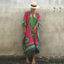אפריקה קפטן שחור טוניקת שמלות לנשים של Mt164 שמלת קיץ אתני מסורתי אפריקאי בגדים ארוך מקסי שמלת חלוק(China)