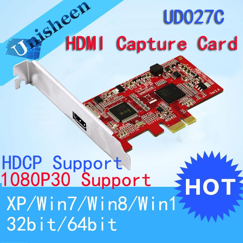 HD Video capture Card PCIe 1080P30 HDMI Capture Card(China (Mainland))