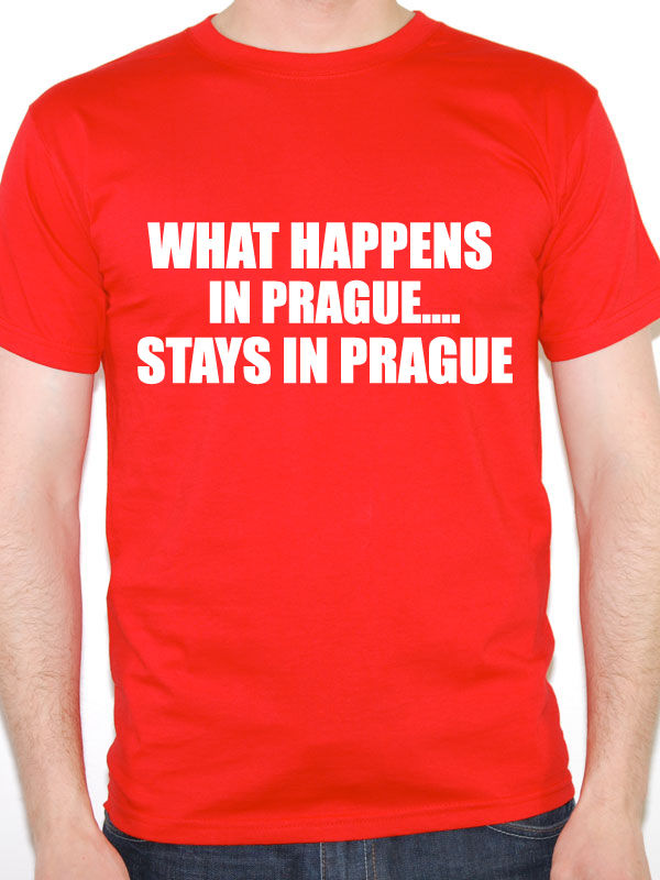 Popular prague online buy cheap prague online lots from for Design and buy your own shirt