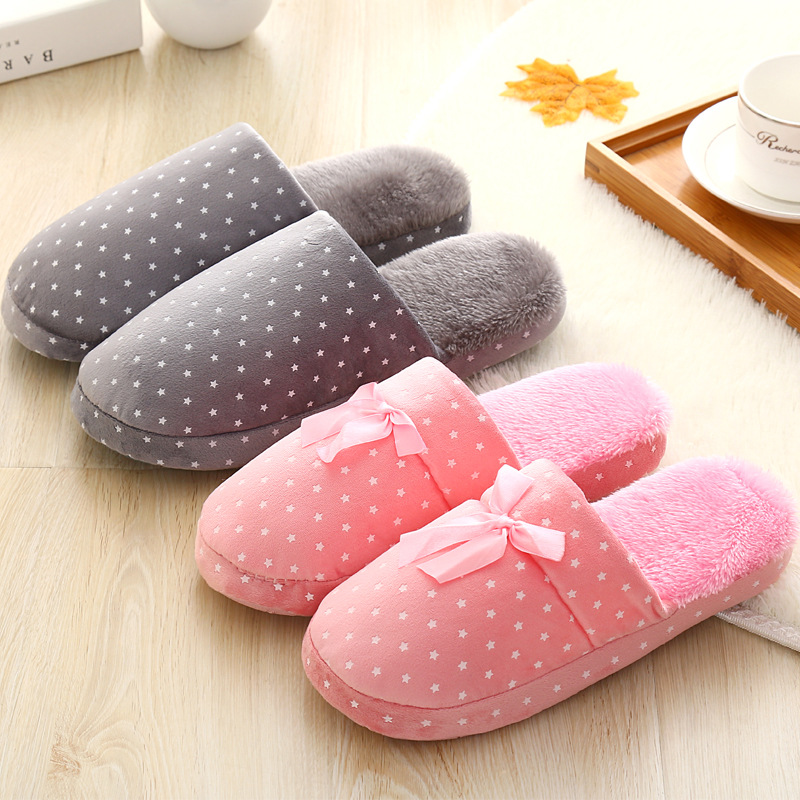 Cute Bedroom Slippers Promotion-Shop for Promotional Cute ...