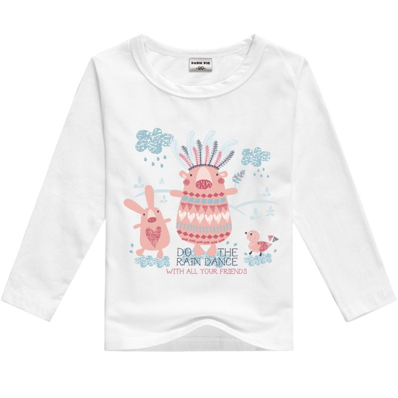 bobo choses t shirt minions t-shirts for girls boys tops kids children baby boy girl clothes t shirts child long sleeve t-shirt