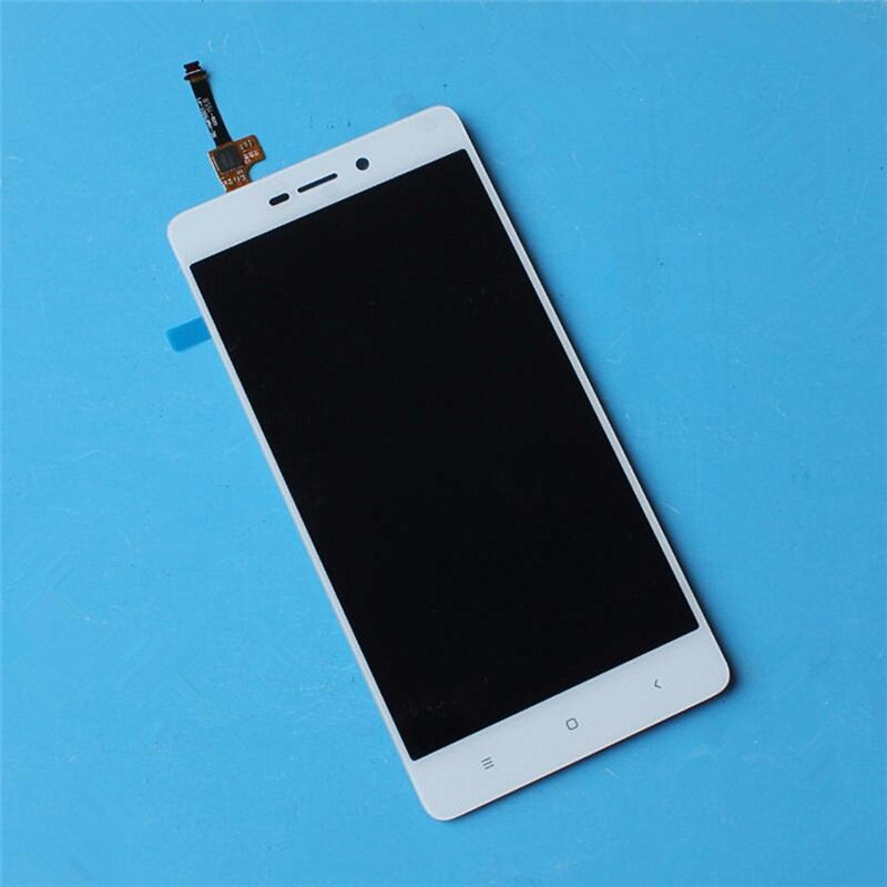 For Xiaomi Hongmi 3 Full LCD Display with Touch Screen Digitizer Outer Glass 5.0 inch Replacement Parts Black/White/Gold