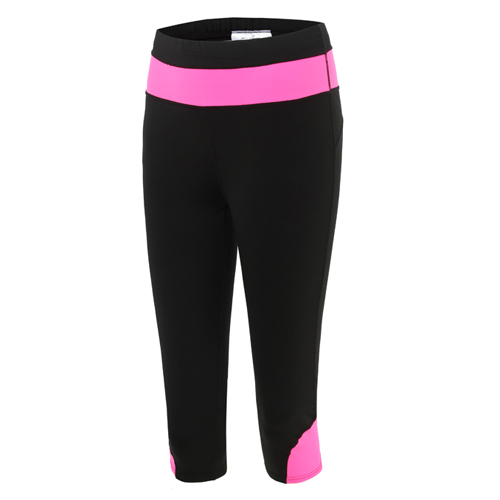 NK- Hot! Women pants Tight Seven pants Sport pants women's Outdoor leisure sports pants Free Shipping!(China (Mainland))