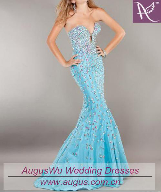 diamond mermaid prom dresses - photo #27