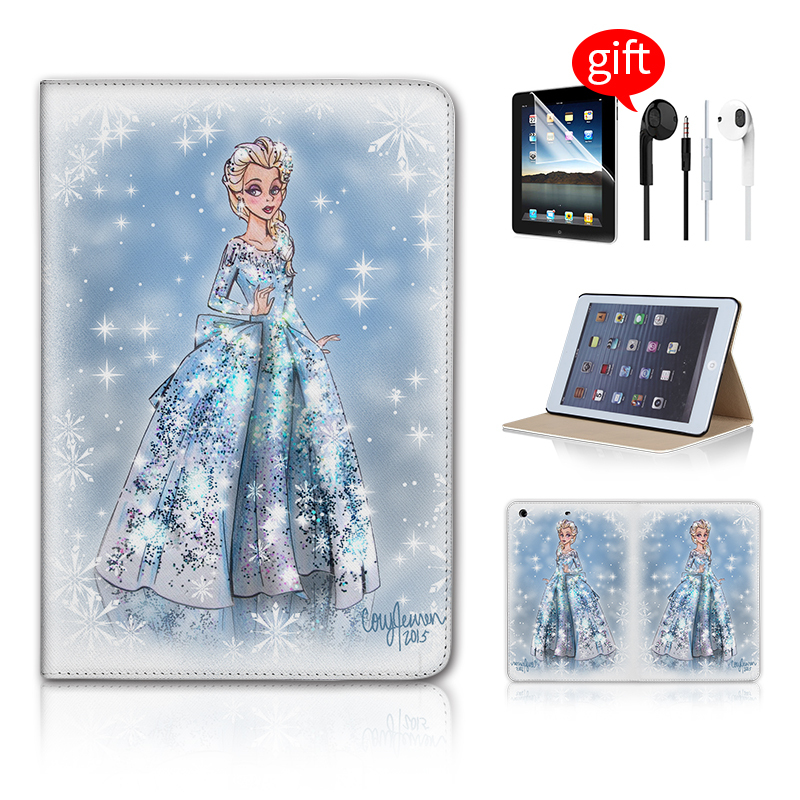 Print Unique Pattern Full Body PU Leather Magnetic Smart Case SkinFor ipad Mini 3 2 1 Case + Hard PC Back Cover With Retina(China (Mainland))