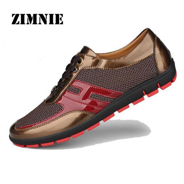 Мужской обуви 2016 бренд Sapatos Masculinos большой большой размер мода свободного ...