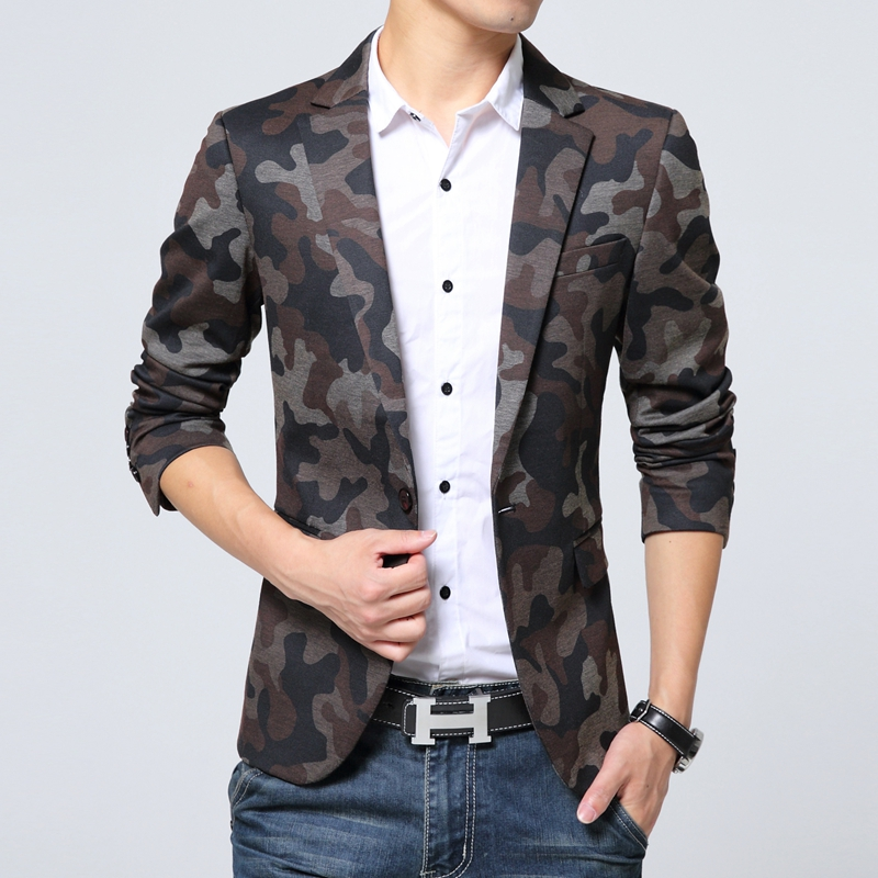 Men Long Blazer Promotion-Shop for Promotional Men Long Blazer on ...