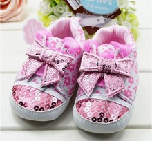2013 new arrive baby girls toddler shoes, first walkers kid fashion infant shoes fit 0-2yrs 3pairs/lot  Free Shipping 7599(China (Mainland))