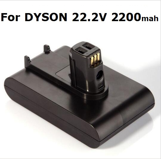 2PCS 22.2V 2200mAh Rechargeable Replacement battery for Dyson DC31 DC34 DC35 Vacuum Cleaner Lithium-Ion Battery(China (Mainland))