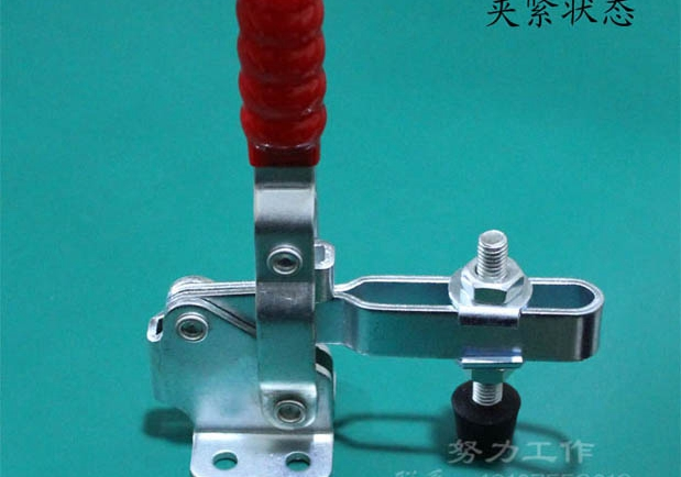 Fast fixture 12130 vertical stainless steel quick clip 12130SS fixture clamp Toggle Clamps