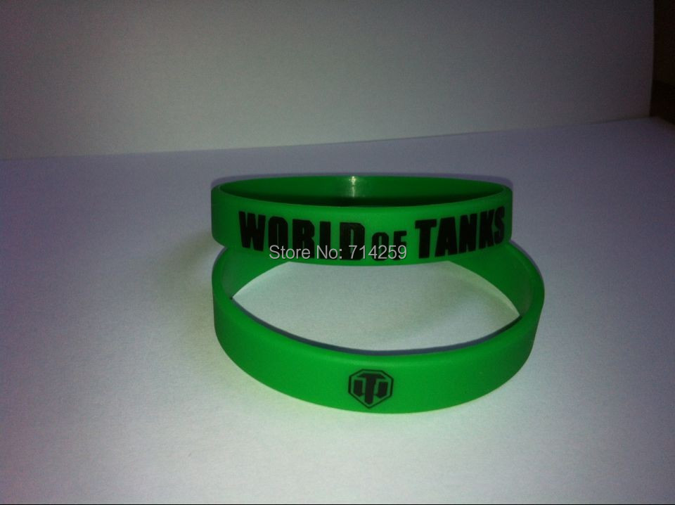 100PCS/Lot custom one color print texts & logo rubber wristbands P21002 silicone bracelet for events & promotion gift(China (Mainland))