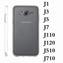 Samsung J710 J510 J310 J7 J5 J3 J2 J1 2016 J110 J120 Galaxy Mini Ace Premium Slim Scratch Protective Clear Case Soft Cover - Shenzhen Tomoral Cloud Technology CO.,LTD store