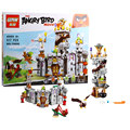 2016 New LEPIN 19006 917PCS Birds King Pig s Castle Model Building Kit Minifigure Blocks Bricks