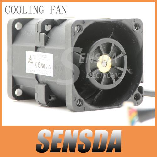 Free Shipping Wholesale Original DELTA GFC0412DS -SP13 2413E39R P/N:3620462611 Server fan(China (Mainland))