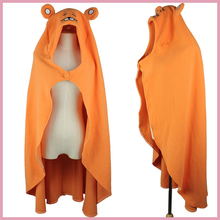 Hot sale Anime Himouto! Umaru-chan Doma Umaru Cosplay Cloak Hoodies Flannel Coat Daily Blanket Quilt(China (Mainland))