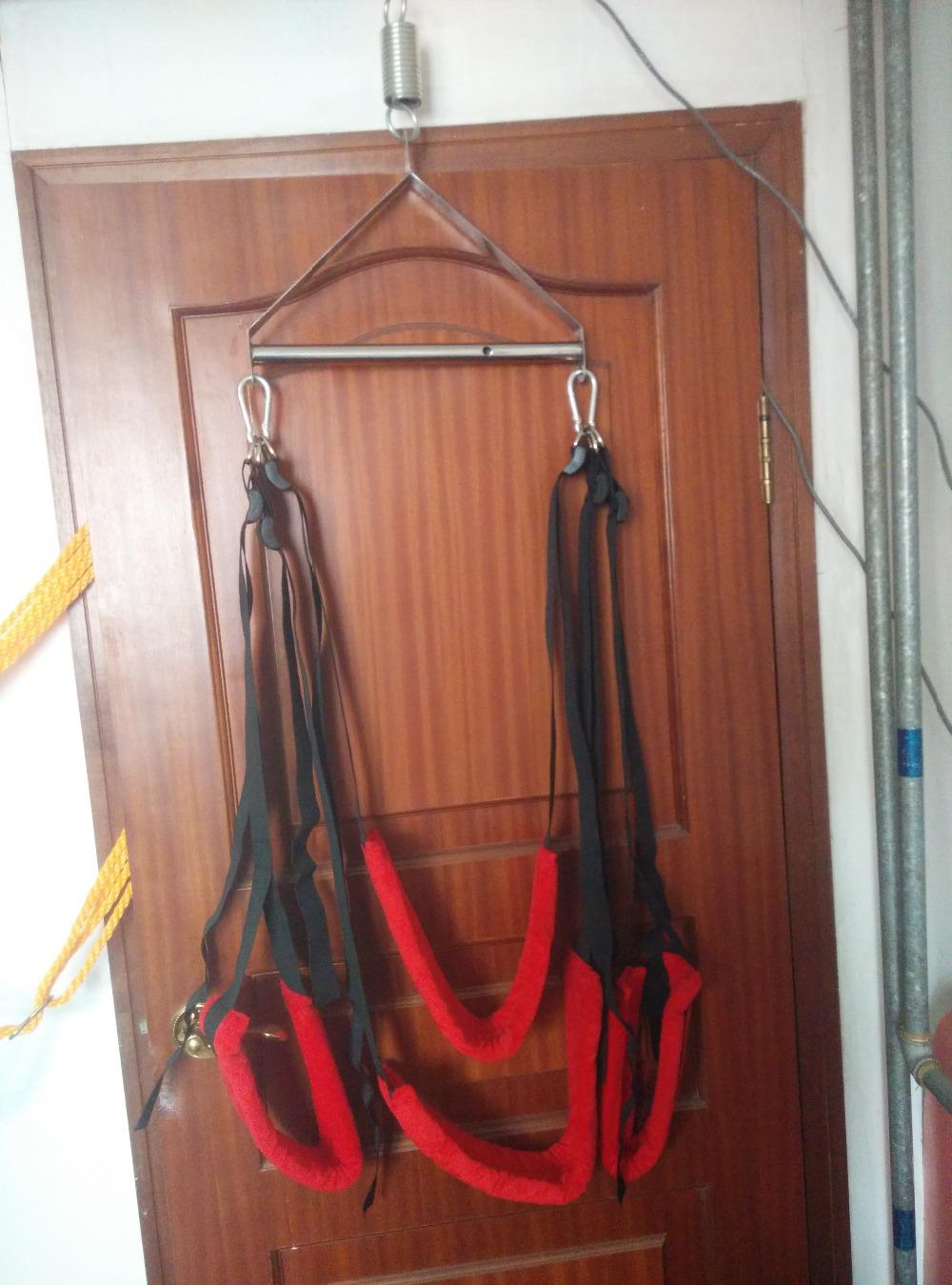 Adult frame sex swing
