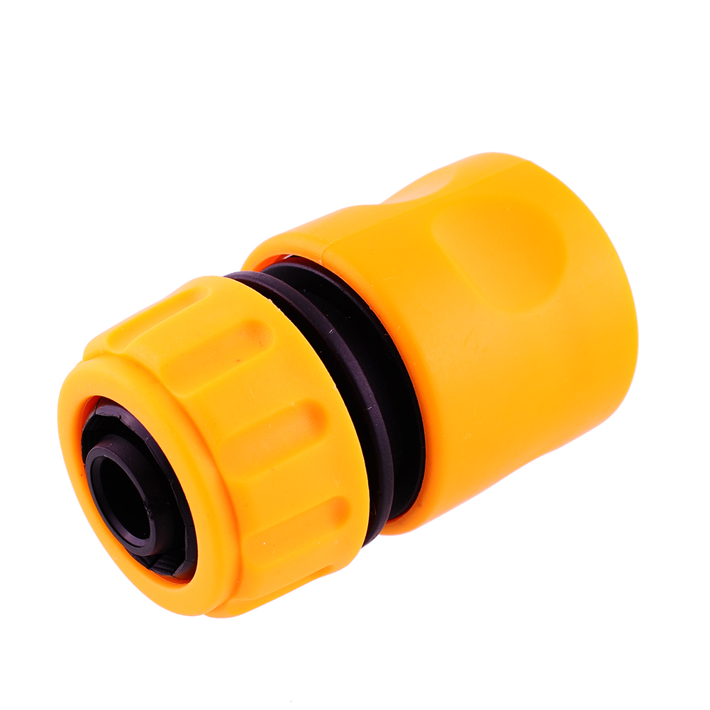 New useful yellow water hose pipe connector tubing