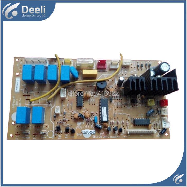 Free shipping 100% tested for Hualing air conditioning circuit board HL45VGJL01 VER1.1 E60506-11G LK-29 94V-0 working on sale<br><br>Aliexpress