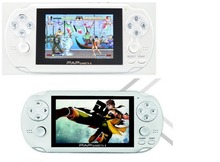 4.1 inch Handheld Game Player Portable Video Game Console MP5 PAP Gameta II(China (Mainland))