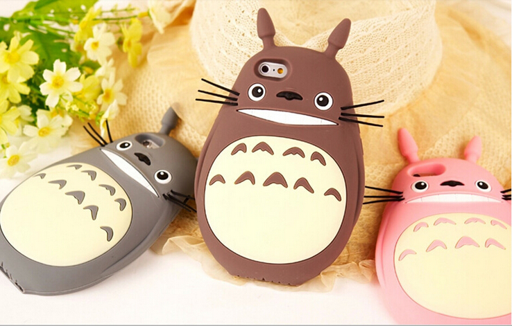 2016 3D font b Japan b font rubber cute Cartoon font b Animal b font Totoro