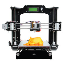 Auto Leveling Quality High Precision impressora 3d Prusa i3 X DIY 3d Printer kit with 2 Rolls Filament and SD card for Free