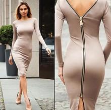 Women Bandage Dresses Long