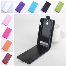 Buy Fashion 9 colors Flip Leather Cover Case Sony Xperia E1 D2004 D2005 Vertical Back Cover Sony Xperia E1 Dual D2104 D2105 for $7.39 in AliExpress store